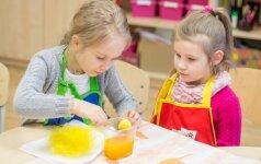 Marginame kiaušinius su vaikais: būdai, kurie patiks mažiesiems