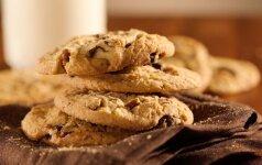 Gaminame patys: sausainiai, kurie tirpsta burnoje
