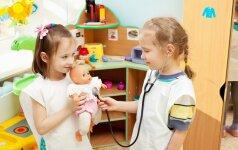 Kaip išrinkti vertingiausią vaikui žaislą pagal jo amžių? Pataria specialistai
