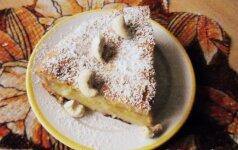 Cukinijų pyragas su vienu slaptu ingredientu