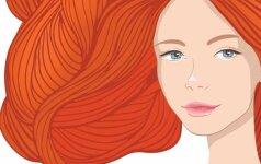 Plaukų įdomybės: blakstienose gyvena erkutės, tarpvietės plaukai lemia kūno kvapą ir kiti negirdėti faktai