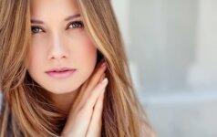 Kaip akimirksniu sukurti tobulos odos efektą