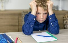 Kodėl vaikai jau pirmoje ar antroje klasėje praranda susidomėjimą mokymųsi