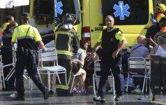 Число жертв нападений в Каталонии выросло до 14 человек