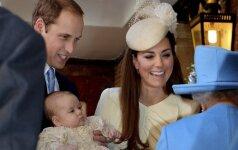 Karališkų kūdikių krikštynos: ko iš jų galima pasimokyti? FOTO