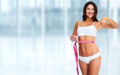 Per 10 minučių: šie pratimai greitai sugrąžins jums pageidaujamas kūno linijas
