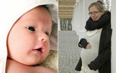 Eglė: antrą kartą gimdydama nenorėčiau cezario pjūvio operacijos