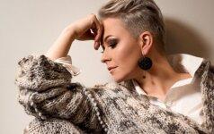 Aktorė Gintarė Latvėnaitė: skirtis visada labai nelengva
