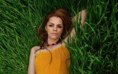 Aktorė E. Latėnaitė: jei vos dešimt kartų mažiau valgytume mėsos...