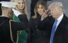 Vašingtone rengiamasi Donaldo Trumpo inauguracijai