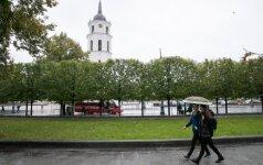 Netradicinė pažintis su Vilniaus senamiesčiu