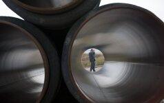 Латвия: компании просят компенсации за отказ правительства от участия в Nord Stream - 2