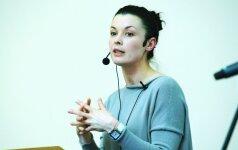 Laura Imbrasienė: net ir žmonės iš televizijos ekrano klysta