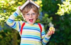 Kokią meškos paslaugą mokiniams daro jų tėvai