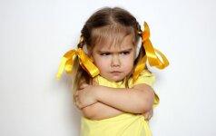 Psichologė: kaip auklėjant neperspausti ir užauginti laimingą vaiką