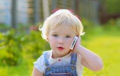 6 patarimai perkantiems mobilų telefoną vaikui