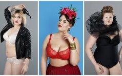 Giedrė Valavičiūtė: ir moterims su didesne krūtine reikia gražių apatinių drabužių