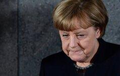 Эксперты ЕС назвали Меркель главным объектом российской пропаганды