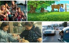 Per žiemos atostogas – nuotaikingų filmų virtinė vaikams