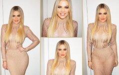 10 Khloe Kardashian įvaizdžių, kuriuos verta kopijuoti
