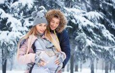 Idealus amžius gimdyti vaikus