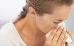 Medikai įspėja: alergija dulkių erkutėms gali peraugti į rimtas ligas