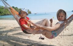 Patyrusios keliautojos argumentai, kodėl į keliones reikia pasiimti ir vaikus