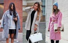 Žiemos stilius: kad atrodytum puikiai ir nesušaltum