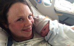 12 berniukų auginanti šeima susilaukė 13-ojo vaiko: kas gimė? (FOTO)