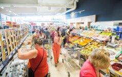 Прогноз экономиста: скоро в Англии цены будут ниже, чем в Литве