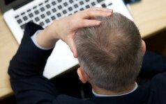 Darbo ieškantį vyriškį apstulbino pokalbiai su darbdaviais