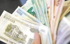 Белорусы запасаются наличными деньгами перед деноминацией