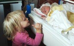 Auksiniai patarimai, kaip paruošti vaiką brolio ar sesės gimimui