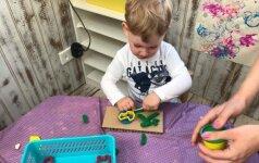 Kad pirmosios vaiko dienos darželyje būtų lengvos – patarimai tėvams