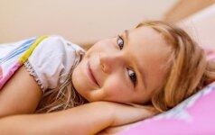 Gydytoja neurologė: ką daryti, kad vaikai ryte nubustų žvalūs?