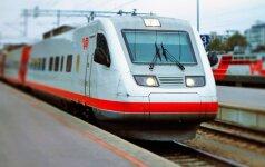 Открывается пассажирский ж/д маршрут Каунас - Белосток
