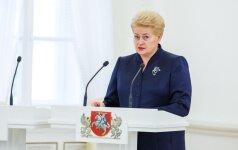 Президент Литвы наградила спасителей евреев