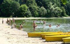 В Литве официально открыт купальный сезон