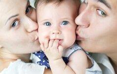 Lietuvos vaikų tyrimas: sveikiausios yra vidutinio pragyvenimo lygio šeimos