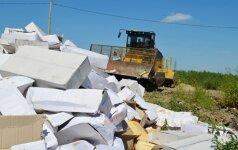 Правительство Литвы упраздняет должность атташе по сельскому хозяйству в России