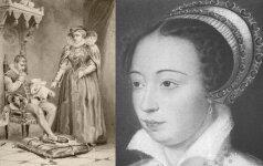 Katerina Mediči - intrigų ir nuodų karalienė, apie kurią sklando legendos