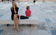 Lavija Šurnaitė: sužinojus apie nėštumą - džiaugsmas iki dangaus