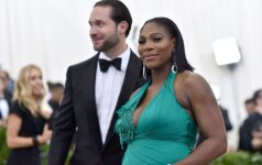 Serena Williams dukrytei išrinko ypatingą vardą