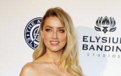 Amber Heard ruošiasi tekėti už 6 vaikų tėvo