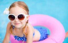 Penki dažniausiai pasitaikantys mitai apie vaikų mokymą plaukti