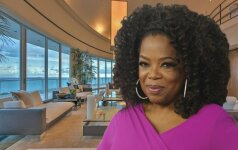 Kas slepiasi už prabangių Oprah Winfrey namų durų