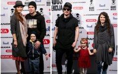 Žinomos Lietuvos šeimos mados renginiuose dalyvauja su stilingomis atžalomis FOTO