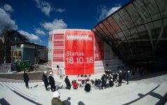 MO muziejus paskelbė atidarymo datą