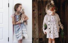 5 stilingi aprangos deriniai vaikams (FOTO)