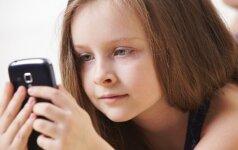 Ar pirmokui reikalingas mobilusis telefonas? (psichologo komentaras)